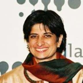 Urvashi Vaid is listed (or ranked) 15 on the list Famous Vassar College Alumni