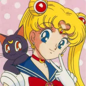 Sailor Moon is listed (or ranked) 11 on the list The Greatest Angel Characters of All Time