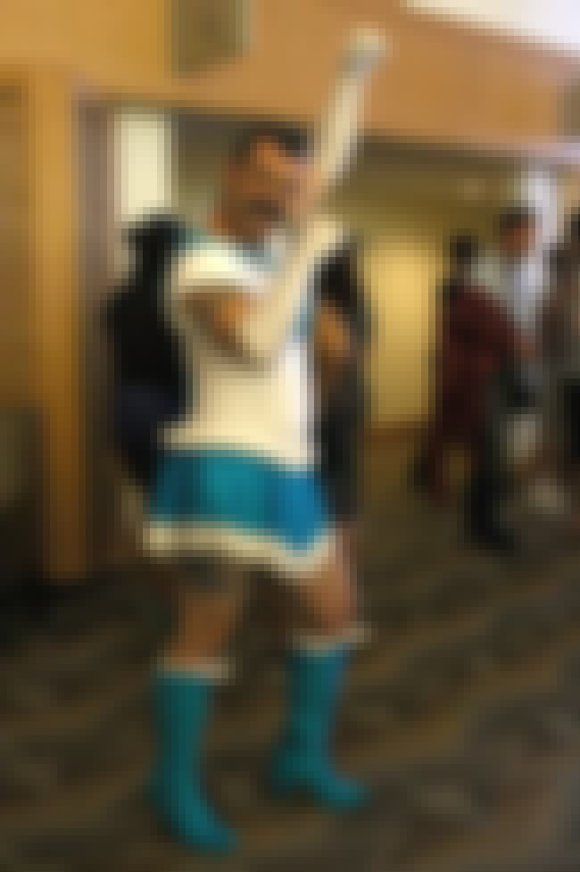 Sailor Moon is listed (or ranked) 1 on the list Best Gender Bent Cosplays From SDCC 2017