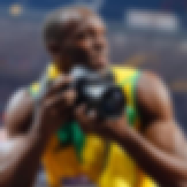 Usain Bolt is listed (or ranked) 3 on the list 10 Pro Athletes Who Are Also Accomplished Artists