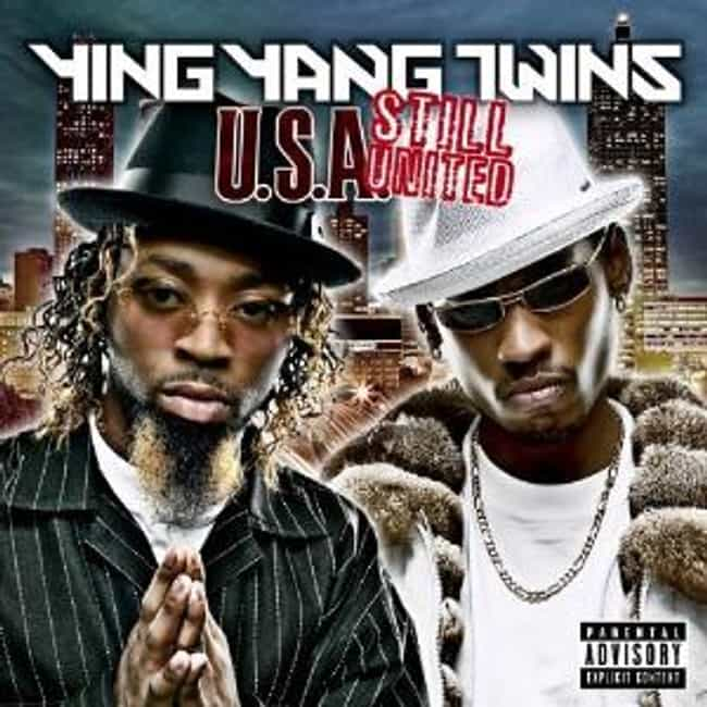 USA Still United is listed (or ranked) 4 on the list The Best Ying Yang Twins Albums of All Time