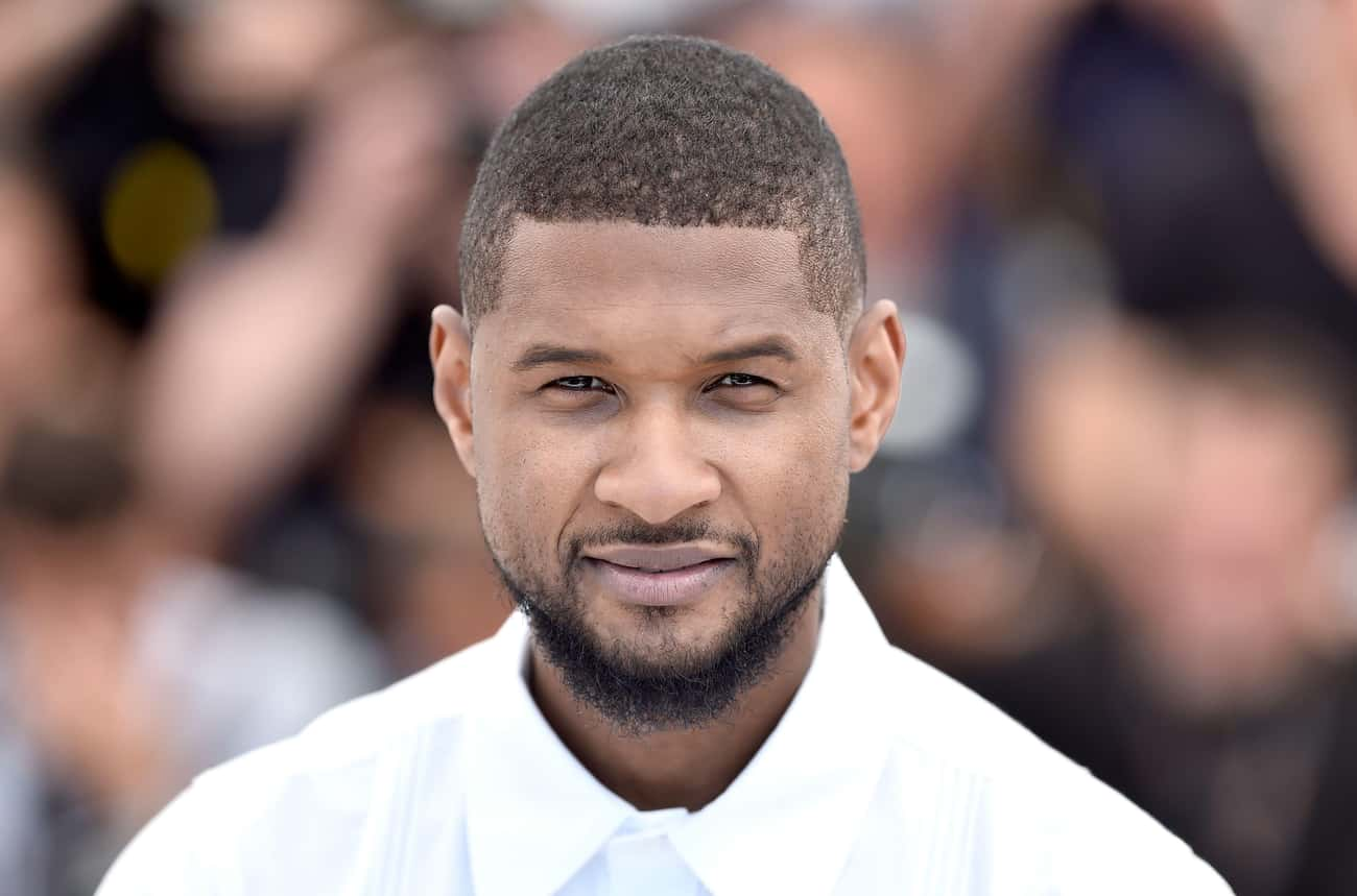 Usher is listed (or ranked) 4 on the list 25+ Famous Singers Who Are Libra