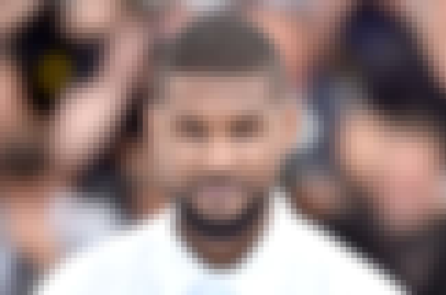 Usher is listed (or ranked) 2 on the list 60 Famous People Who (Probably) Have Herpes