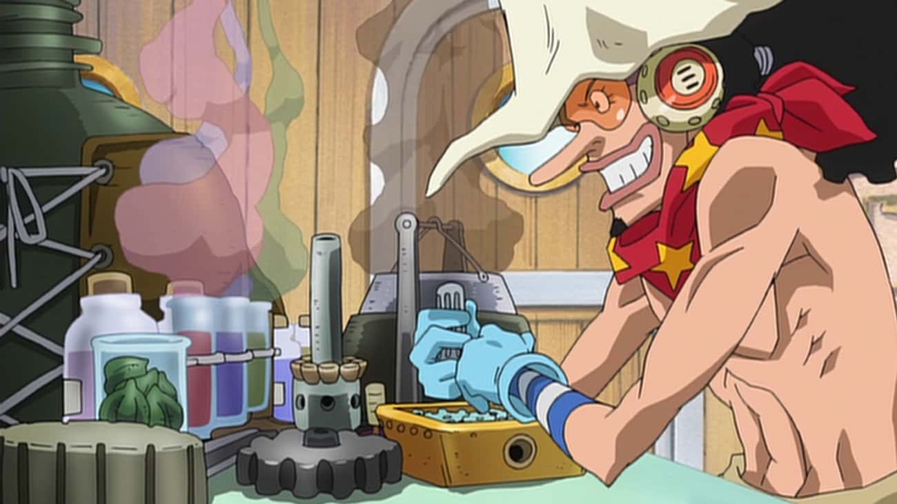 Gemini (May 21 - June 20): Uso is listed (or ranked) 3 on the list Which 'One Piece' Character Are You, Based On Your Zodiac Sign?