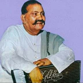 Bade Ghulam Ali Khan is listed (or ranked) 9 on the list The Best Indian Classical Artists