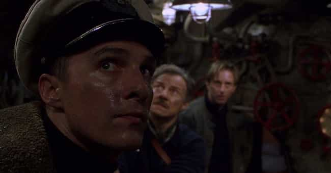 U-571 is listed (or ranked) 3 on the list Historical Movies Where The 'Hero' Is The Wrong Person