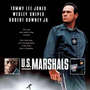 U.S. Marshals is listed (or ranked) 22 on the list The Best Robert Downey Jr. Movies