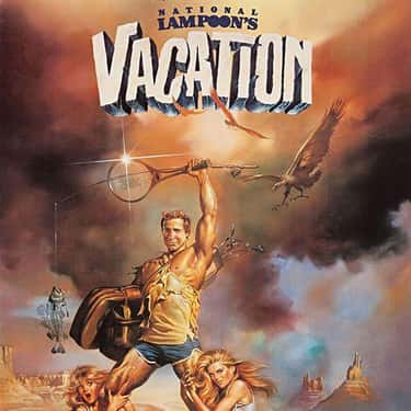 Vacation is listed (or ranked) 1 on the list 100 All Time Greatest Comedy Films