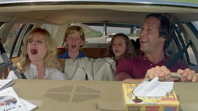 Vacation is listed (or ranked) 7 on the list Comedies That Are Horror Films From the Supporting Character's Perspective