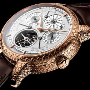 Vacheron Constantin is listed (or ranked) 9 on the list The Best Watch Brands