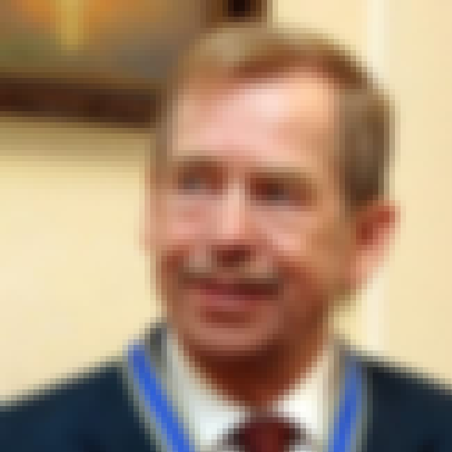 Václav Havel is listed (or ranked) 66 on the list Celebrity Deaths: 2011 Famous Deaths List