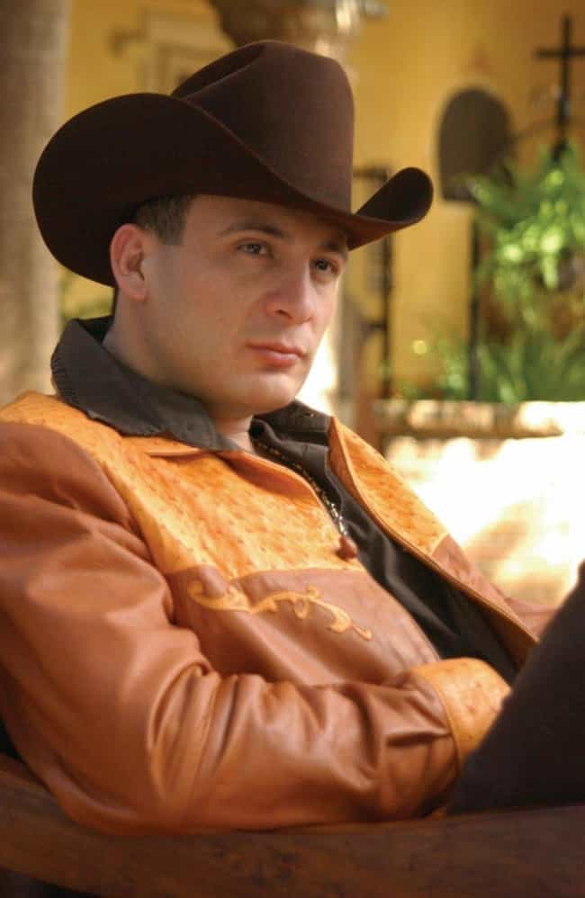 Valentín Elizalde... is listed (or ranked) 3 on the list The Best Banda Bands/Artists