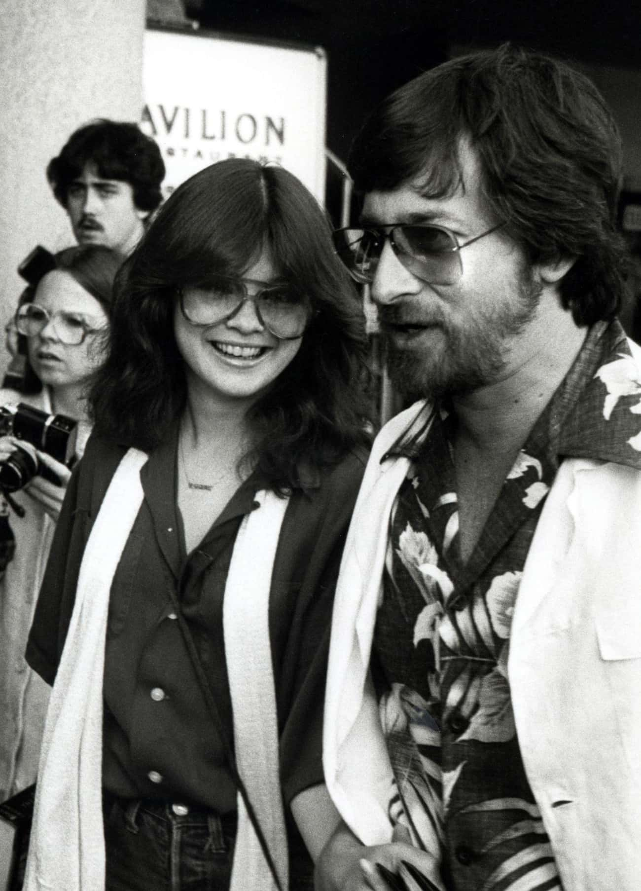 Valerie Bertinelli is listed (or ranked) 2 on the list Steven Spielberg Loves and Hookups