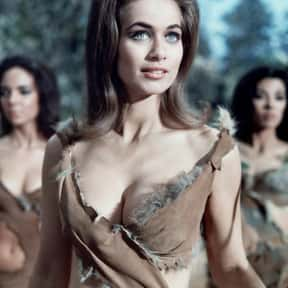 Valerie Leon is listed (or ranked) 6 on the list Famous People Named Valerie