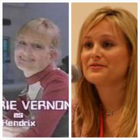 Valerie Vernon is listed (or ranked) 24 on the list Famous People Named Valerie
