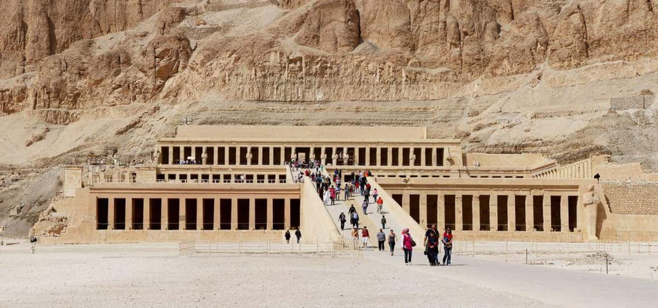 Valley of the Kings, Where Pha is listed (or ranked) 4 on the list Real Mythological Places You Can Visit