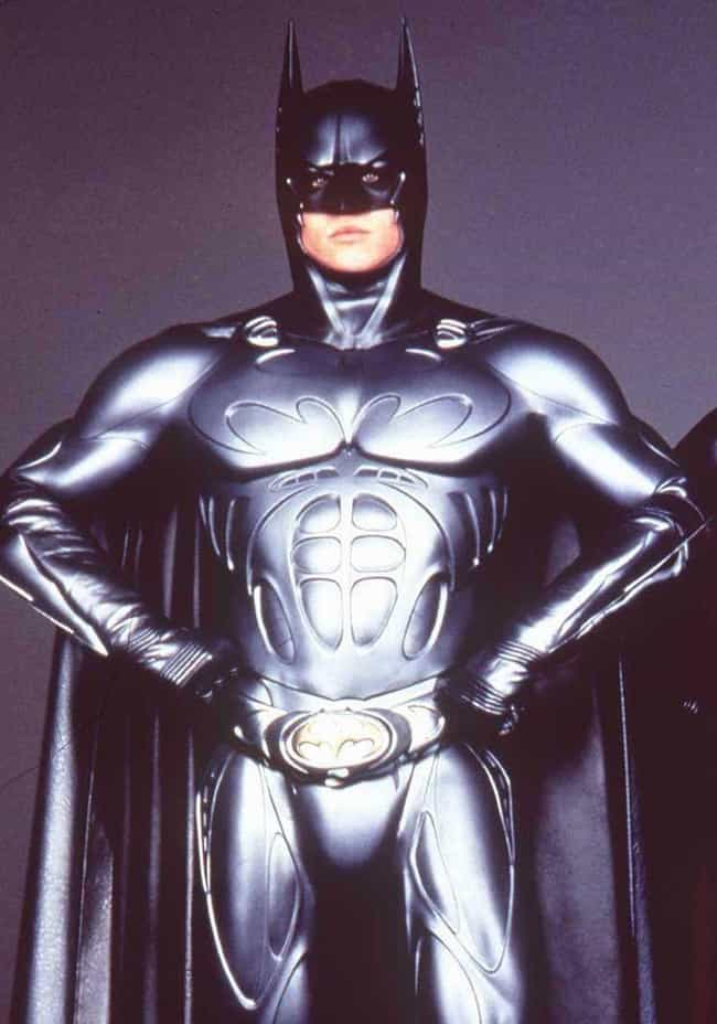 Val Kilmer is listed (or ranked) 8 on the list The Best Actors Who Played Batman, Ranked