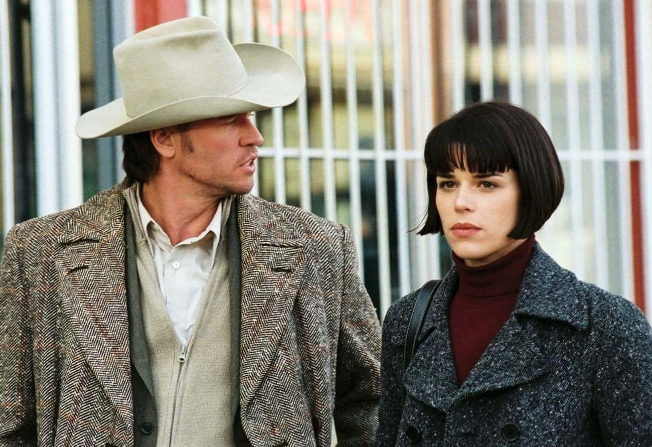 Val Kilmer is listed (or ranked) 4 on the list Neve Campbell Loves and Hookups