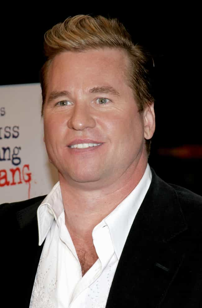 Val Kilmer is listed (or ranked) 2 on the list Celebrities Born On New Year's Eve