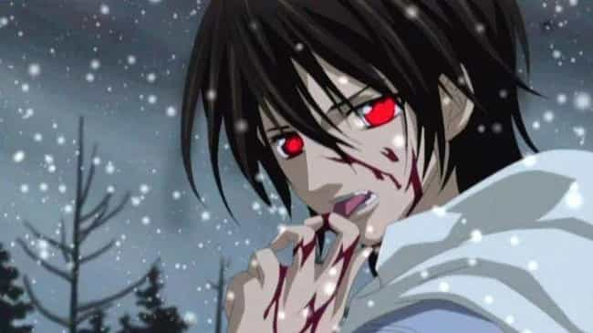 Vampire Knight is listed (or ranked) 2 on the list The 14 Best Vampire Romance Anime