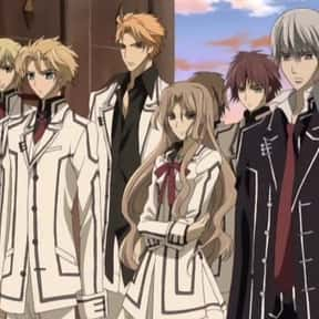 Vampire Knight is listed (or ranked) 25 on the list The Best Supernatural Anime