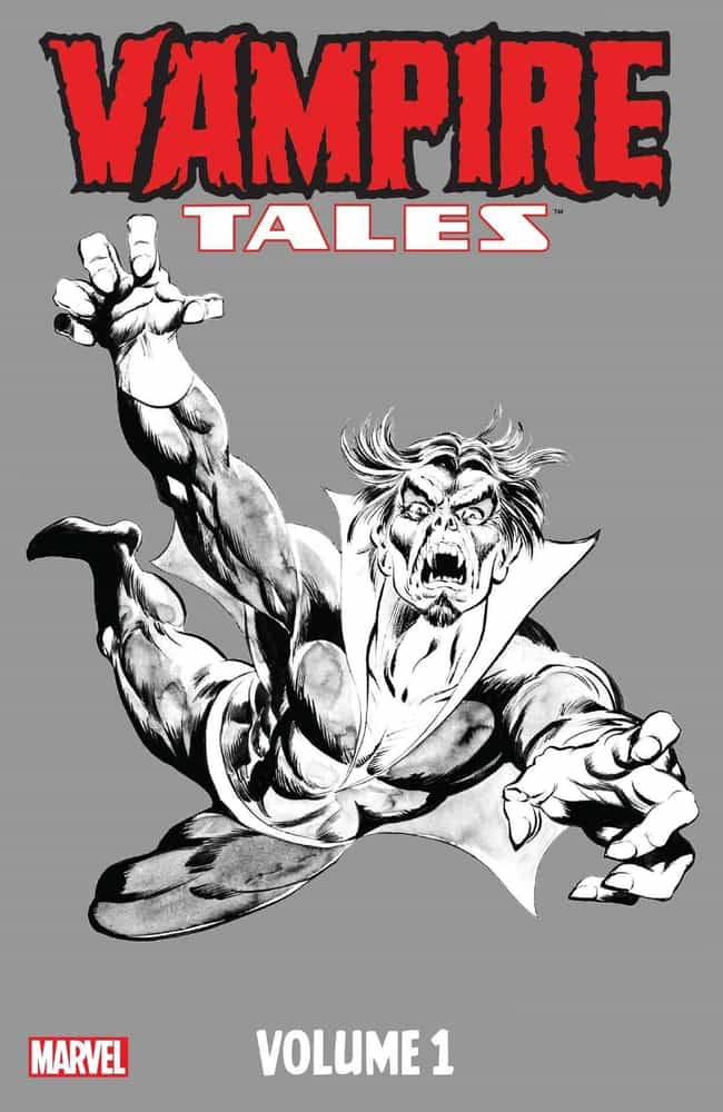Vampire Tales is listed (or ranked) 4 on the list The Best Morbius Storylines To Get To Know The Character