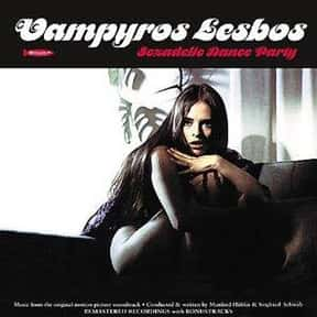 Vampyros Lesbos is listed (or ranked) 23 on the list The Best Movies About Female Vampires
