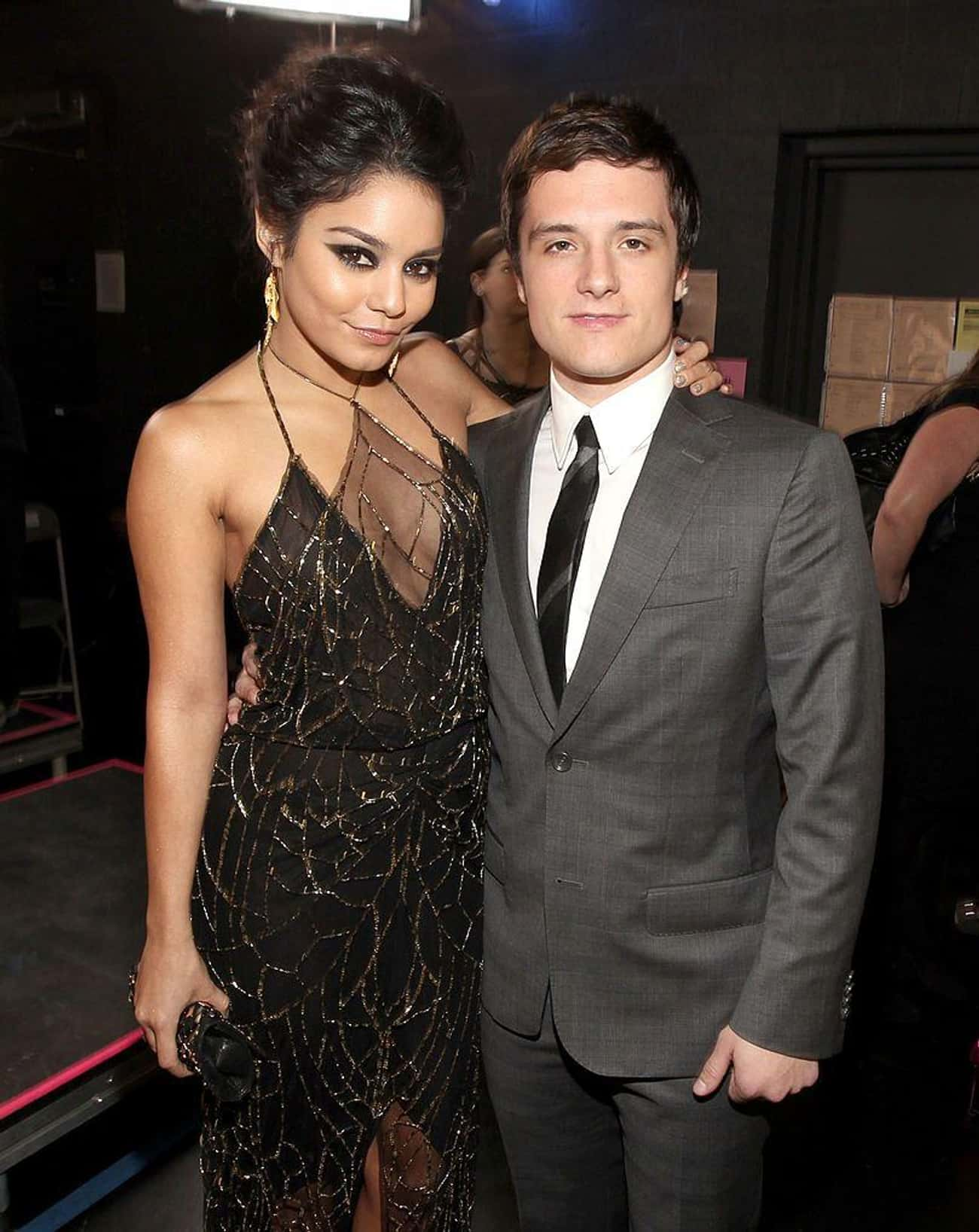 Vanessa Hudgens is listed (or ranked) 4 on the list Josh Hutcherson Loves and Hookups
