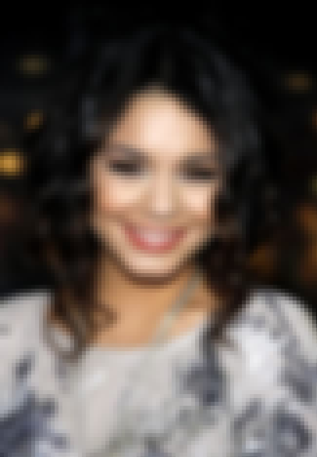 Vanessa Hudgens is listed (or ranked) 4 on the list 28 Famous People of Spanish Descent