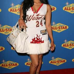 Vanessa Bryant is listed (or ranked) 6 on the list Famous People Whose Last Name Is Bryant