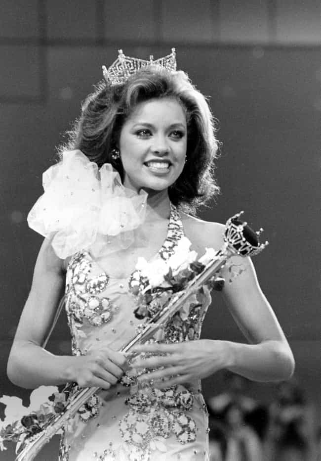 Vanessa Williams is listed (or ranked) 2 on the list The Hottest Miss America Winners