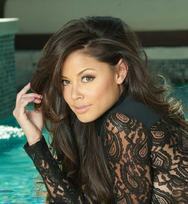 Vanessa Minnillo is listed (or ranked) 2 on the list Famous Female VJs