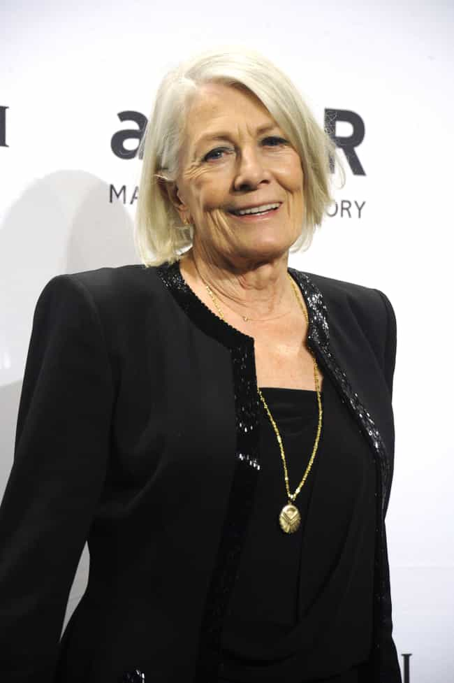 Vanessa Redgrave is listed (or ranked) 2 on the list Members of the Redgrave Family