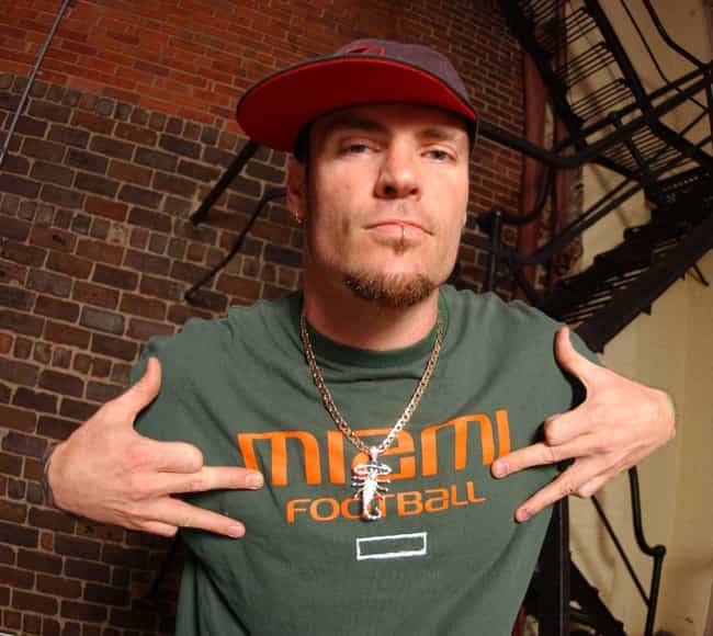 Vanilla Ice is listed (or ranked) 3 on the list These Musicians All Tried Acting And We Wish They Wouldn't Have