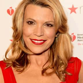 Vanna White is listed (or ranked) 23 on the list The Game Show Hosts With The Most