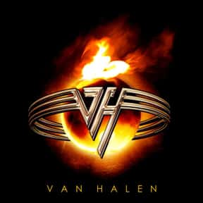 Van Halen is listed (or ranked) 16 on the list The Greatest American Rock Bands