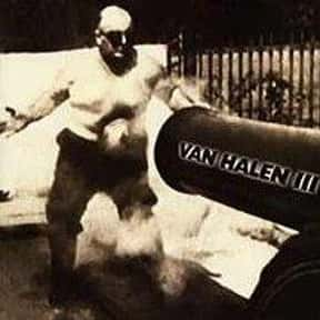 Van Halen III is listed (or ranked) 3 on the list The Worst Albums by Great Bands