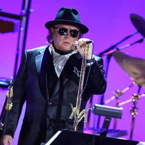 Van Morrison is listed (or ranked) 18 on the list The Best Celtic Rock Bands/Artists