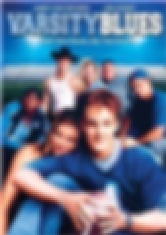 Varsity Blues is listed (or ranked) 2 on the list The Best High School Football Movies