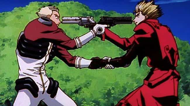 Vash the Stampede is listed (or ranked) 1 on the list The 13 Greatest Sibling Fights in Anime