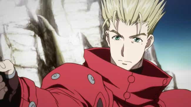 Vash the Stampede is listed (or ranked) 3 on the list Which Old-School Anime Protagonist Are You Based On Your Zodiac Sign?