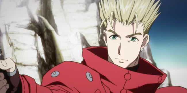 Vash the Stampede is listed (or ranked) 3 on the list 15 Anime Heroes With Terrible Public Reputations