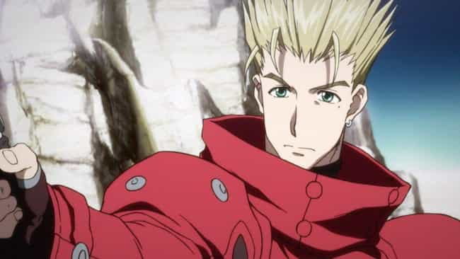 Vash the Stampede is listed (or ranked) 4 on the list 15 Anime Drifters Who Wander From Town to Town