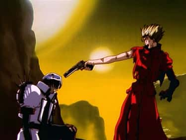 Vash The Stampede Is Manipulated Into Breaking His Vow In 'Trigun'