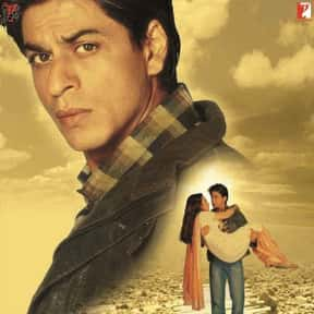 Veer-Zaara is listed (or ranked) 18 on the list The Best Amitabh Bachchan Movies