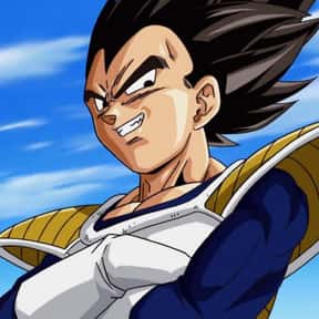 Vegeta is listed (or ranked) 23 on the list The Most Powerful Anime Characters of All Time