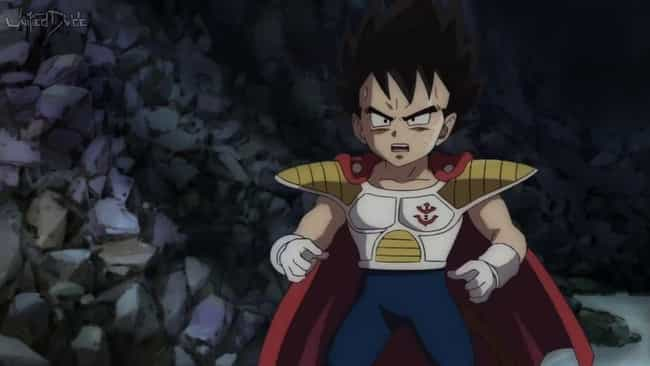 Vegeta is listed (or ranked) 4 on the list 20 Anime Villains No One Blames For Being Evil