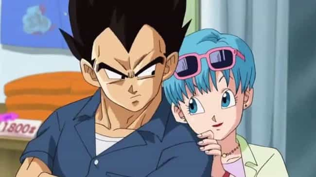 Vegeta is listed (or ranked) 3 on the list The 15 Best Married Couples In Anime