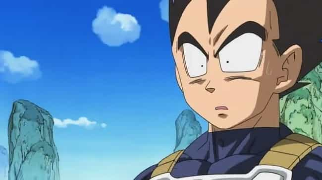 Vegeta is listed (or ranked) 1 on the list 15 Times Anime Villains Switched Sides and Turned Good