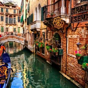 Venice is listed (or ranked) 10 on the list Best Couples Vacation Destinations & Anniversary Trips